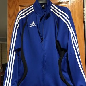 Boys adidas soccer jacket